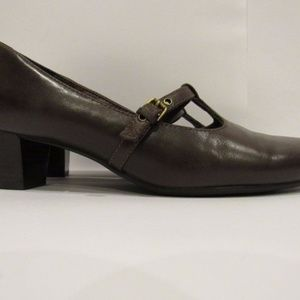 Ecco Size 9.5 Heels Mary Janes Shoes For Women